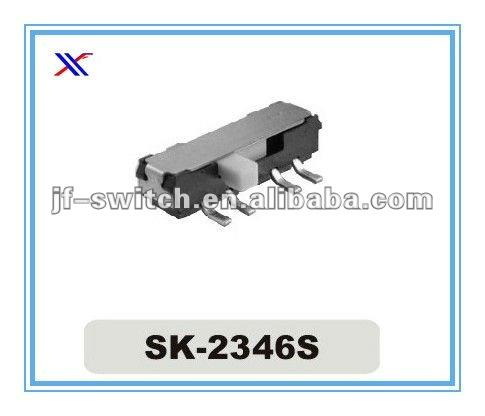 Slide switch SK-2346S / SMD / 4 pino