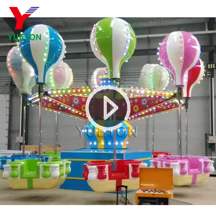 Professional Manufacturer Amusement Park Games Factory Price Family Rides Samba Balloon Rides Made in China