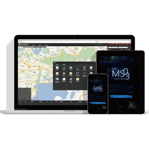 Meitrack gps container tracking with Accout Control Management