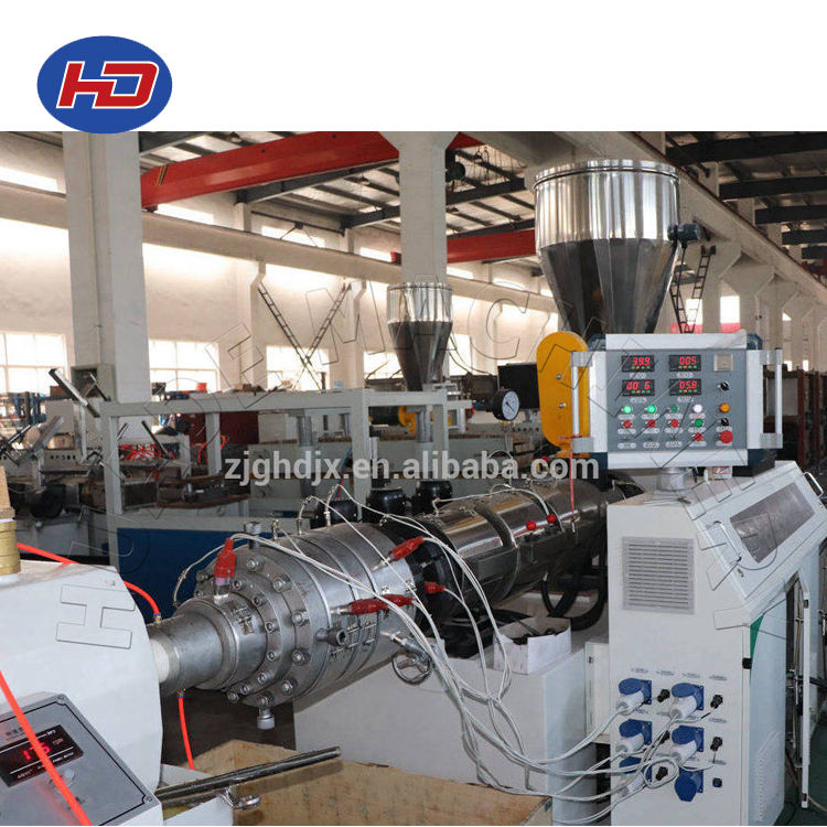 Best Quality PVC Pipe Extrusion Line Machine