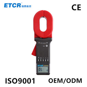 ETCR2000C +-0.010-1200ohm/0.00mA-20.0A CLAMP Earth Resistance Tester/เมตร,Earth GROUND Tester, earth leakage current Tester