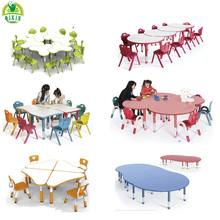 2019 cheap price classroom other children furniture bedroom furniture kids study table and chair children furniture set