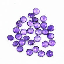 natural deep color uruguay Amethyst 3mm-10mm