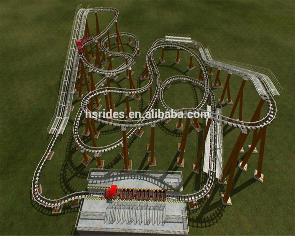 thrilling amusement rides Mine Roller Coaster