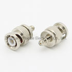 BNC male to M5 female rf connector adaptor