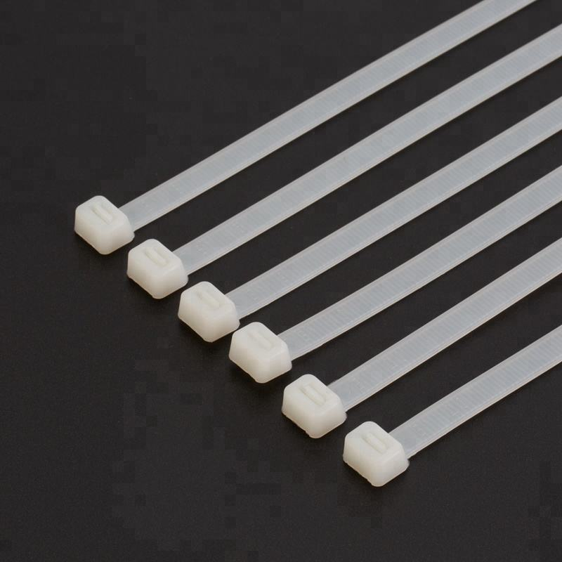 Cable Tie Producer China Nylon Cable Tie Manufacturers Supplies High Quality Flame Retardant Plastic Self-locking Zip Tie