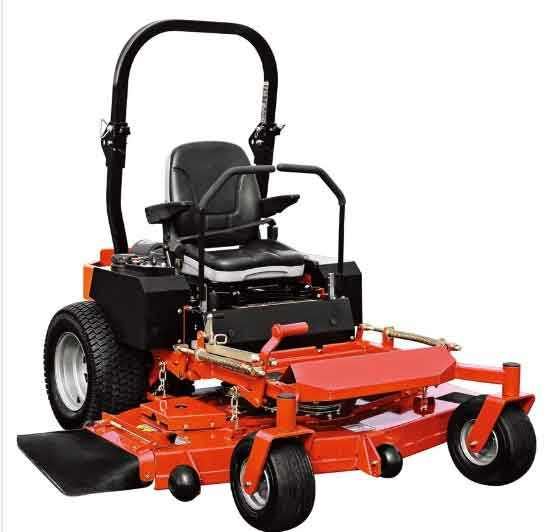 60 inches High quality 23HP imported Engine Ride on tractor Zero Turn Lawn Mower for sale