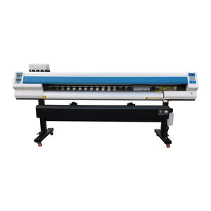 Good quality dual head 4720 3D textile large format sublimation plotter dye sublimation printer price cheap