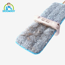 TV Shopping Household Dust Micro-Flex Cleaning Perfect Mop with Roll Scrub Water Squeegee Lazy Mop