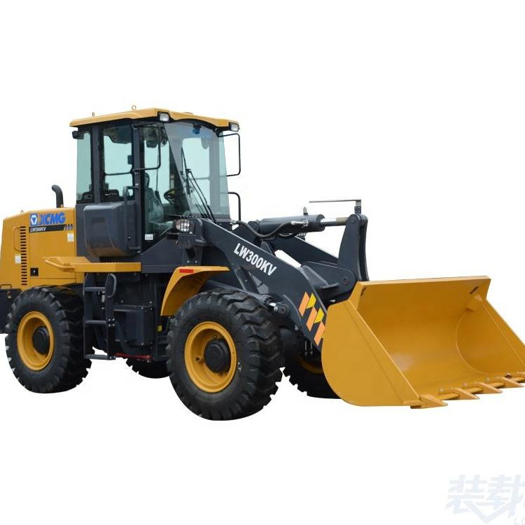 3 ton small front loader LW300KV Chinese Construction Equipment