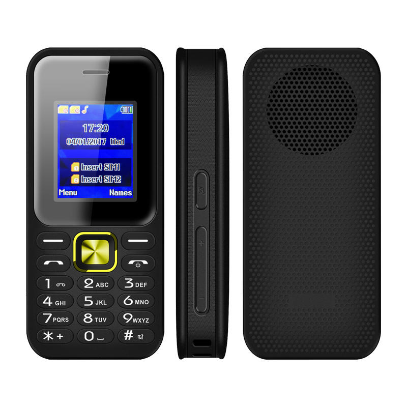 1.77inch TFT Screen BL-9C Big Battery High Sound Loud Speaker Double SIM Card Long Standby Camera ECON A14 Mobile Phone