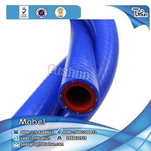 2014 Hot sell high temperature extruded silicone hose