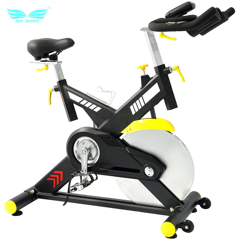 New vertical interior Trainer estacionário de Fitness Spin Cycle bicicleta de exercício ES-738D