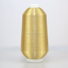 pure gold Metallic Yarn for embroidery