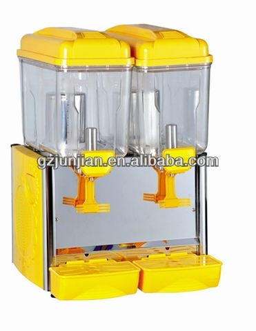 Grote capaciteit drink dispenser met stand 220 v/50 HZ plastic drank dispenser