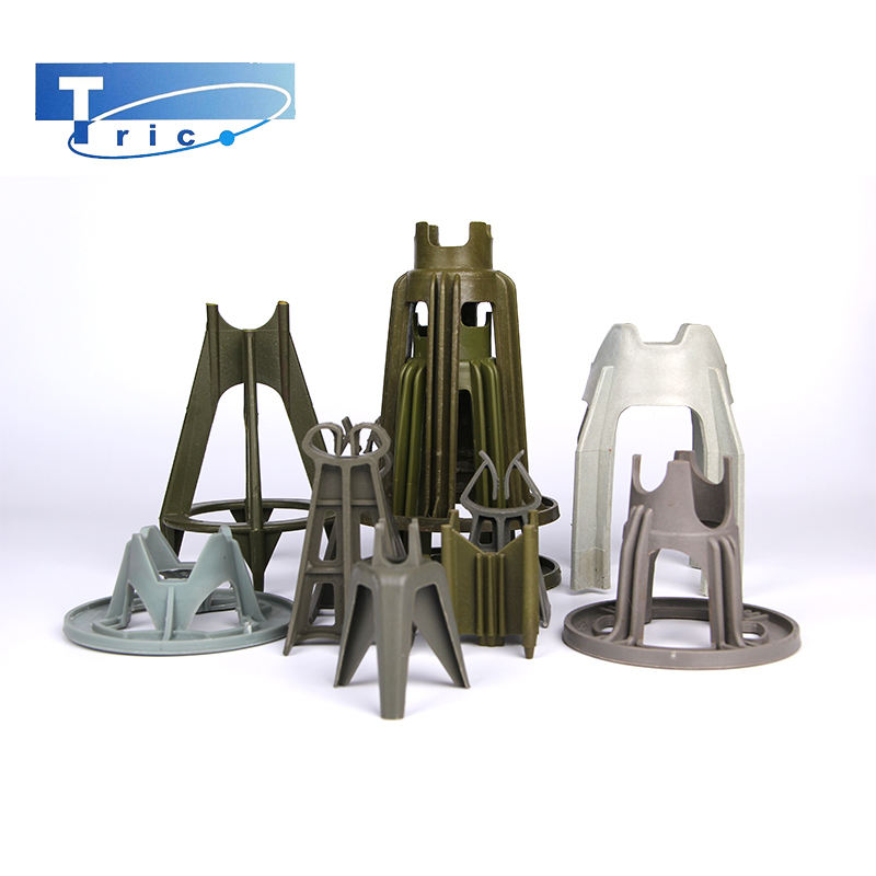 Formwork concrete accessories plastic rebar chair spacers