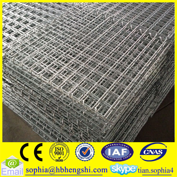 Welded Gabion Box Wall For Garden Fence