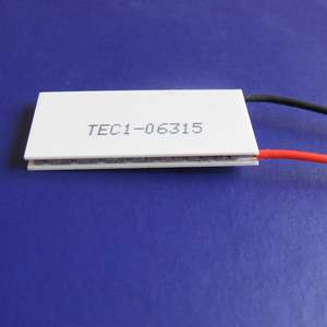 HB TEC1-06315 מוליכים למחצה מקרר 40x20x3.1mm 65 w thermoelectric cooler