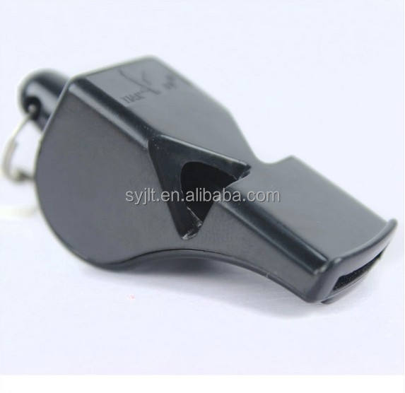 High sound colorful custom wholesale plastic FOX classic safety whistle in bulk