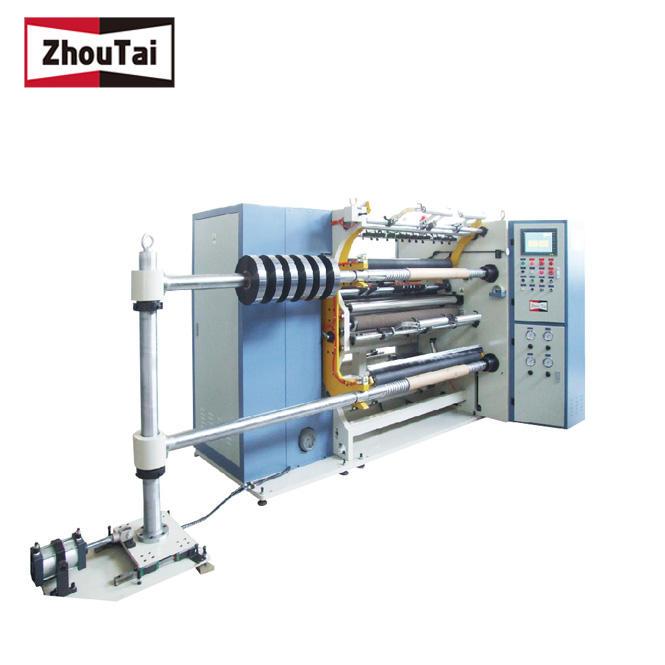 Máquina de corte de alta velocidade automática de corte de qualidade de estrutura simples