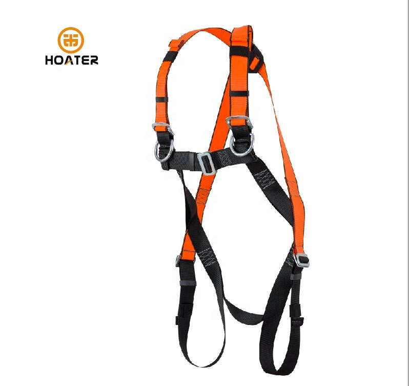 Full body safety harness meet CE/EN361 & ANSI