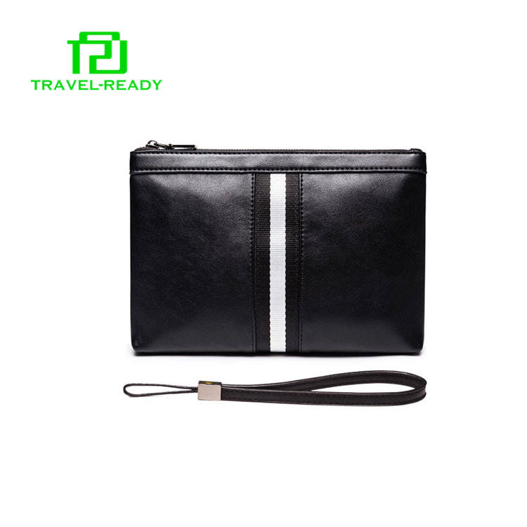 man cool PU leather purse handbags online gents hand bags