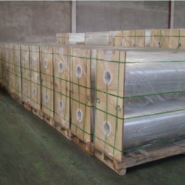 Transparent clear pet films 4,5 100 to 350 micron polyester plastic foils for printing and packing material max 8500 mm width