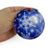 Holiday Decoration &Gift Use and Christmas Occasion Round Shape Christmas Traditional Days adornment