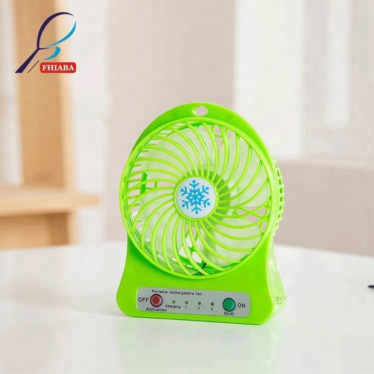 Factory super electric standing usb mini fan for summer products