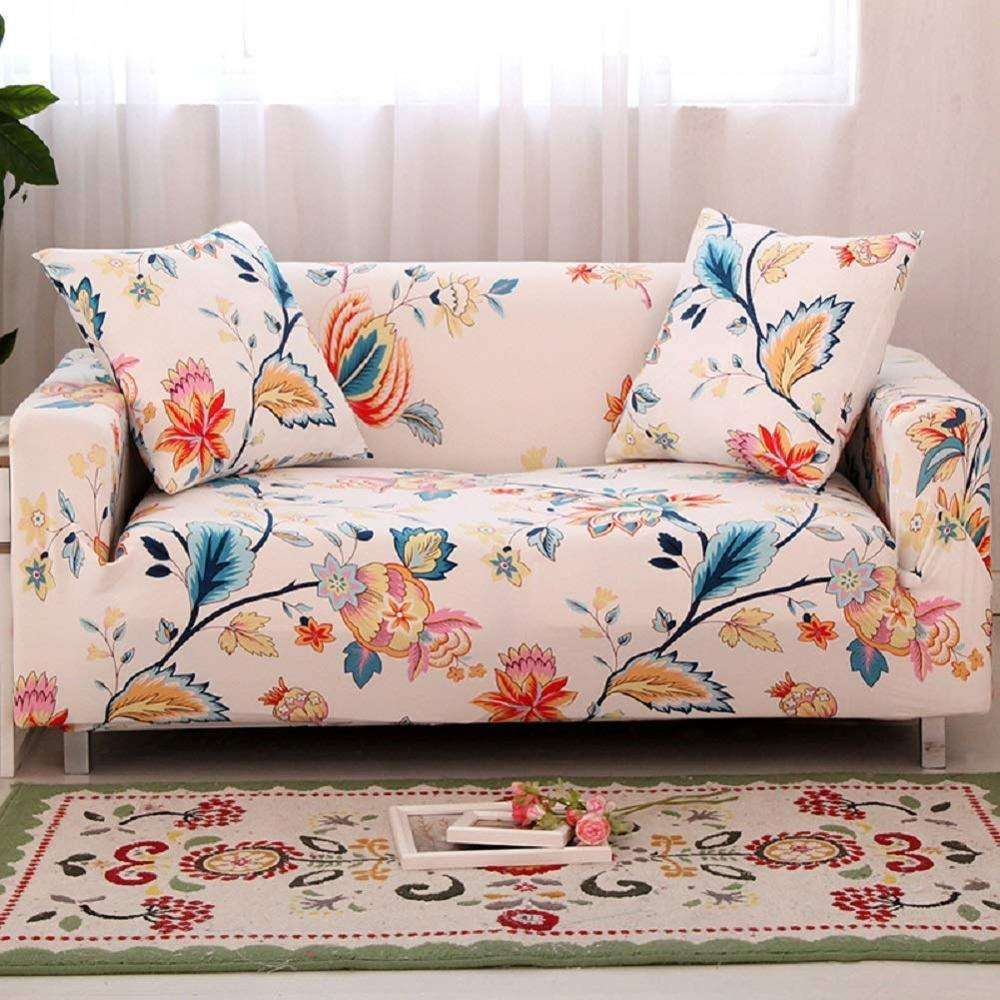 Three- seater sofa cover , Cheap price design cute sofa cover for sofa