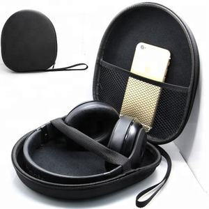 Hot sale factory OEM EVA Cases Hard Protective Carrying Storage Hard eva Case, Headset Earphone earbud Headphone box