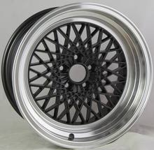 15 16 inch deep dish car alloy aluminium wheel rims on sale