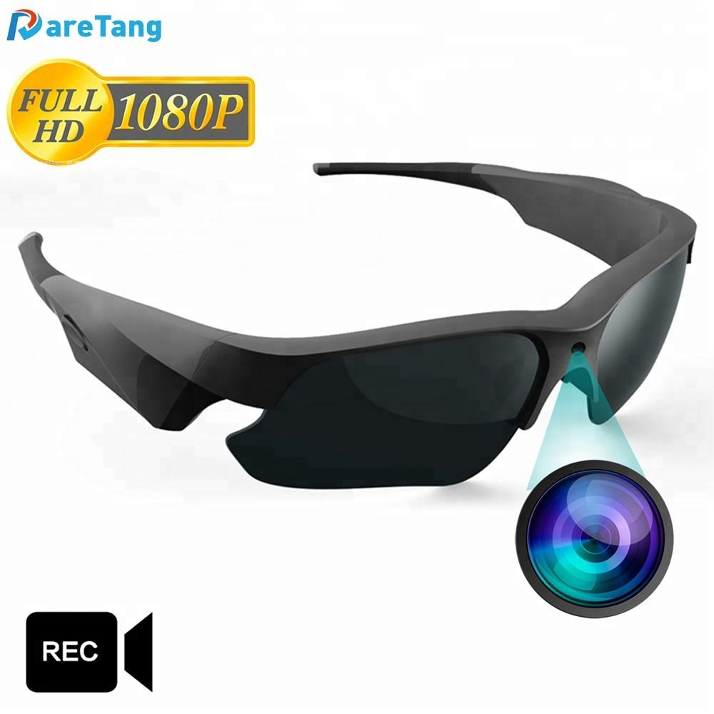 Hotselling Sunglass Spy Camera Fabriek Prijs Verborgen Spy Full HD Digitale Camera Zonnebril
