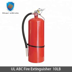 10LB america market UL certificate abc dcp fire extinguisher