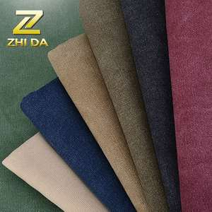China wholesale fabrics textiles recycled cotton fabric poly cotton canvas fabric for canvas bag canvas sneakers