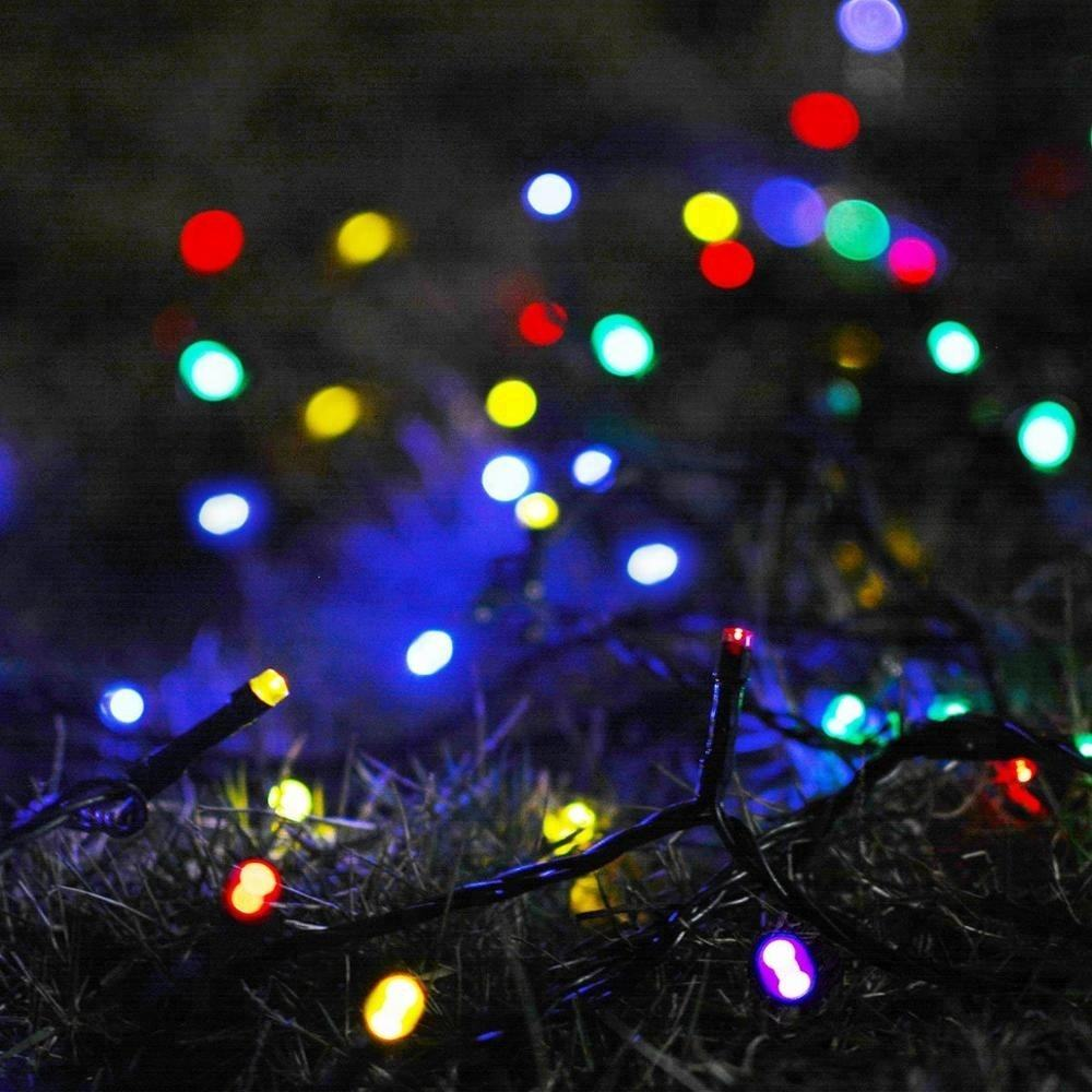 Bulk LED outdoor christmas evenementen solar fancy verlichting voor decoraties