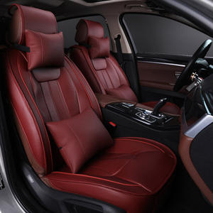 Leather car seat covers for Nissan Qashqai/ XTrail. Easy to clean, breathable.