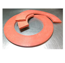 Taiwan factory customized silicone rubber foam seal gasket.