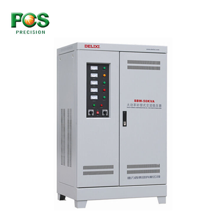 Factory price SBW DBW 3 Phase 50KVA Voltage Stabilizer