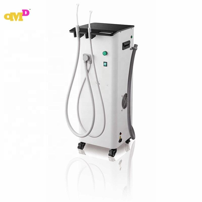 Portable Dental Vacuum Pump Saliva Ejector Suction Unit/Portable suction system machine