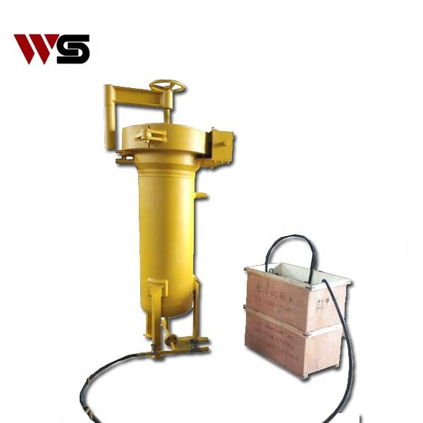 centrifuge hydrocyclone gas liquid filter separator