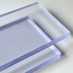 Clear anti static polycarbonate solid panel