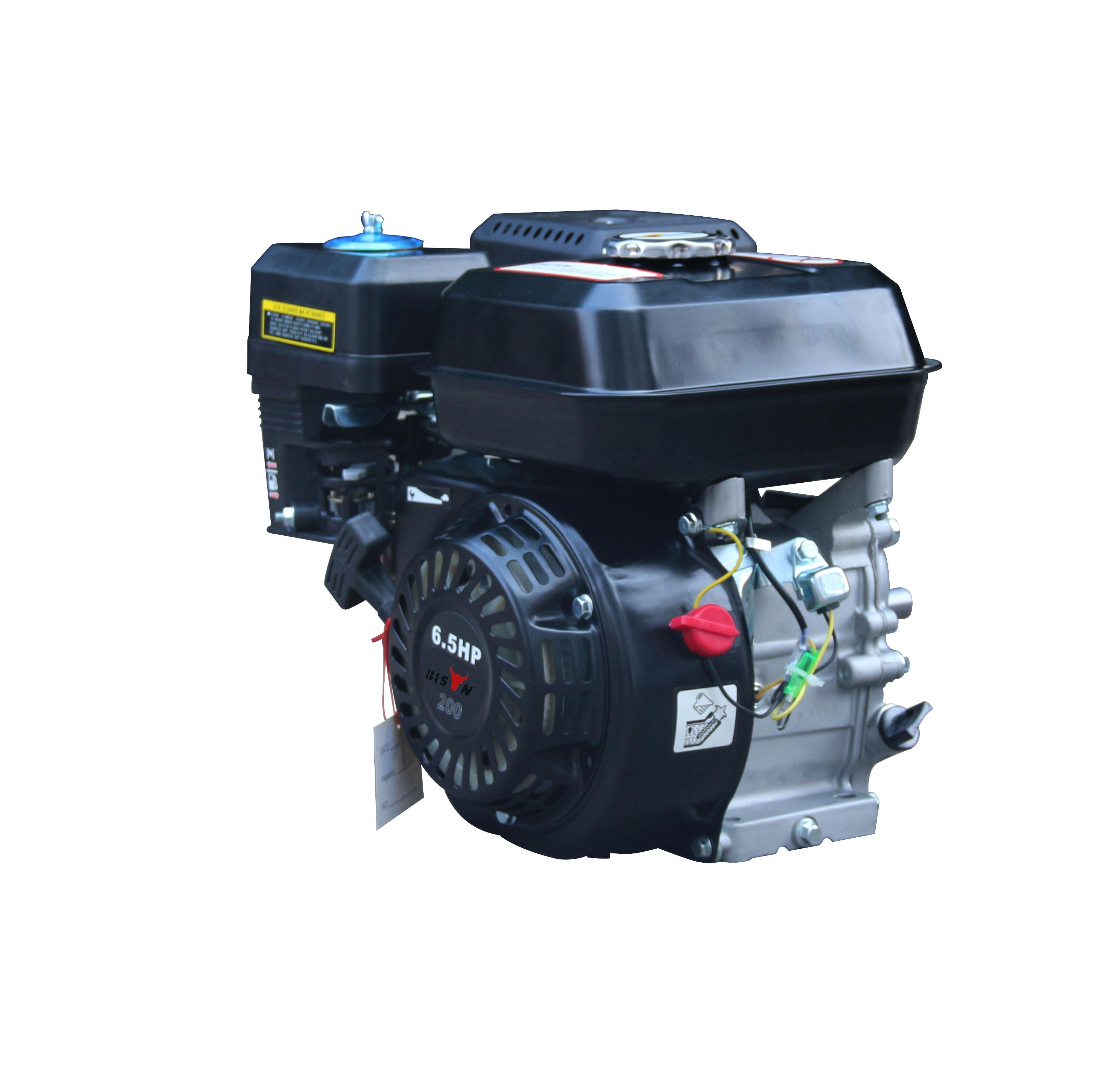 들소 중국어 168f-1Engine 핫 세일 Gasoline Engine 6.5Hp Gasoline engine