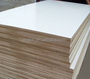 Melamina MDF 18mm 183/366 Color blanco