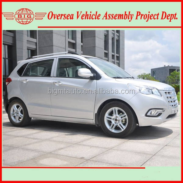 HOT vehicle model SUV type electric car 8KW large power mini suv (skd/ckd kits available for assembly)