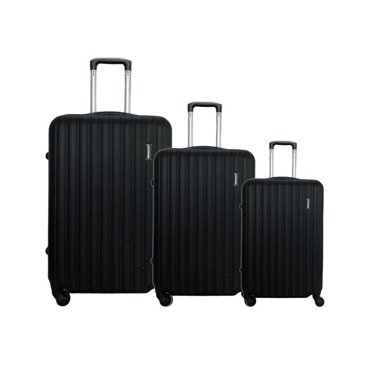 カスタマイズ可能な工場卸売価格 Hardside トロリーバッグ旅行荷物カバー防水 20 24 28 インチ