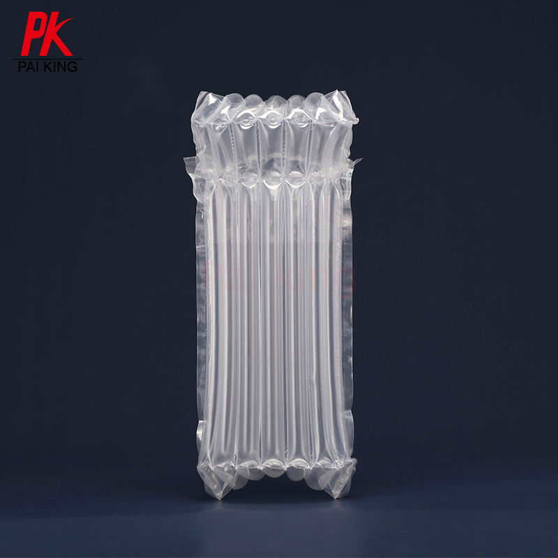 Wine Bags Portable Inflatable Air Packaging Bubble Bag Cushioning Wrap Column Wine Bottle Protector