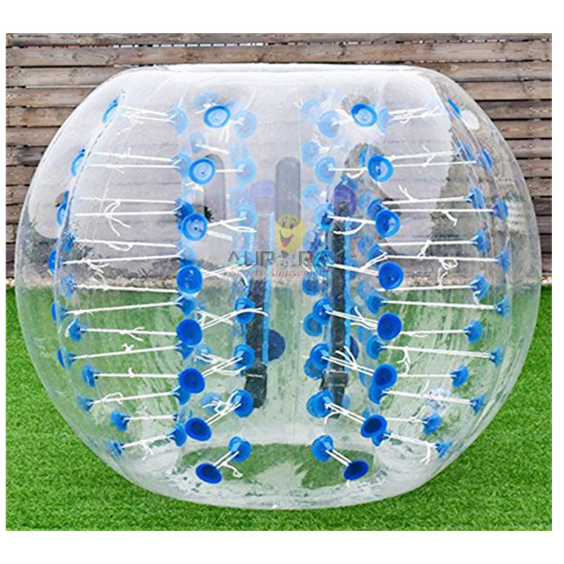 Cheap human sized soccer Inflatable Bumper bubble Ball for fooeball
