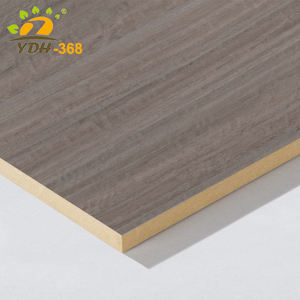 Hot Selling 4x8 Melamine Gelamineerd Mdf Board