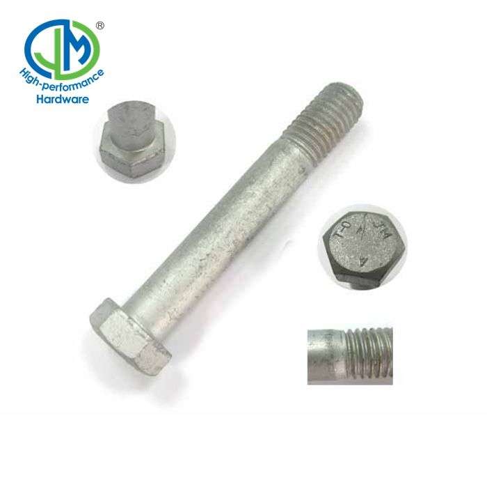 ASTM A394 Type O Toren Bout/ASTM A394 Type 1 Stap Bolt